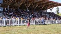 Langon : le crack des Landes Timoko gagne son duel contre un cycliste marmandais