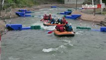 On a testé le rafting à l'Ile de Loisirs de Cergy-Pontoise