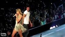 Matt LeBlanc Made A Fool Of Himself On Stage With Taylor Swift CONAN on TBS