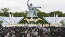 Japão assinala 72 anos do lançamento da bomba atómica em Nagasaki