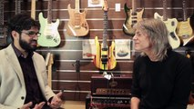 Mike Stern talks about working with Miles Davis, Jaco Pastorius, and Eric Johnson Cosmo Mu