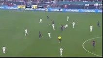 ميسي يذل مدافعي ريال مدريد و يحرز الهدف الاول لبرشلونة    ريال مدريد ضد برشلونة    شاشة كاملة