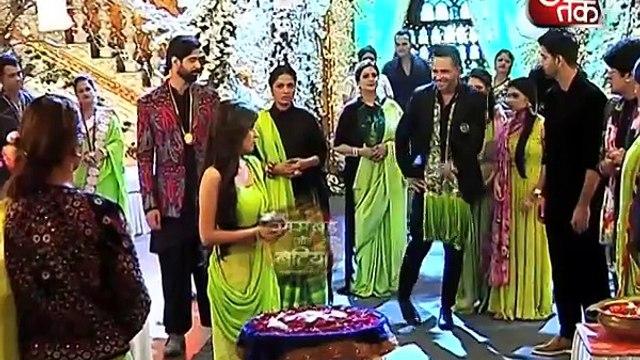 Advay-Chandni's 'Jalte Diye' moment!! Iss Pyaar Ko Kya Naam Doon