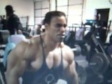 KEVIN LEVRONE - TRAINING SHOOT AND POSING - Bodybuilding Muscle Fitness