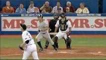 2009 Yankees: Johnny Damon hits a solo homer vs Roy Halladay, Blue Jays (8.04.09)