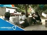 Autodefensas se atrincheran en Nueva Italia, Michoacán // Autodefensas en Michoacán
