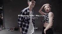 Love Never Felt So Good - Michael Jackson _ Bongyoung Park & May J Lee Choreography