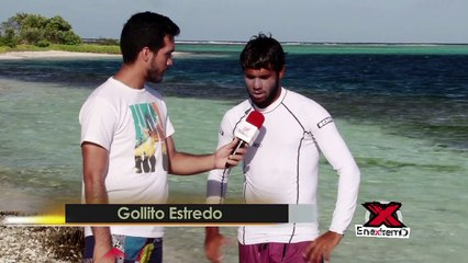 En Extremo entrevista al windsurfista venezolano Gollito Estredo