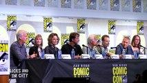 ALIENS 30th Anniversary Comic Con Panel (Part 1) Sigourney Weaver, Bill Paxton
