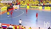 Falcao's Most Classical Ball - King Futsal--Những pha bóng đẳng cấp nhất của Falcao - -Ông Vua Futsal-