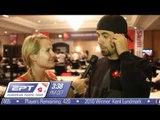 EPT Barcelona 2011: Midday Update with Jason Mercier - PokerStars.com
