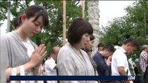 Japon: 72 ans après, Nagasaki rend hommage aux victimes de la bombe atomique
