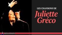 Juliette Gréco - Les Chansons de Juliette Gréco