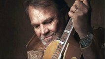 US country singer Glen Campbell dies