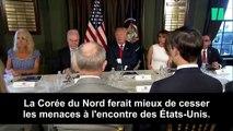 En 1999, Donald Trump tenait déjà le même discours sur la Corée du Nord