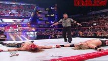 Shawn Michaels vs. Rated RKO 1 15 2007 Raw Part 2/2
