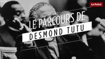 Le parcours de Desmond Tutu