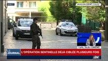 Levallois-Perret: une voiture fonce sur des militaires, la piste terroriste privilégiée