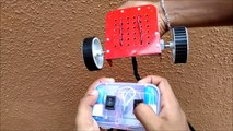 Make a Simplest RC Car in less than 30 minutes!