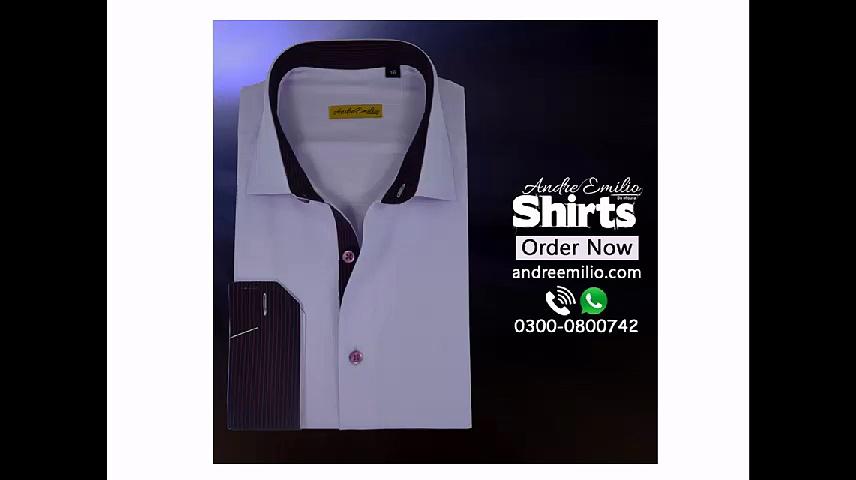Men's Shirts Online in Pakistan – Andre Emilio
