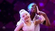 """Seal, Heidi Klum et le jury d'""""America's got Talent"""" incroyablement bluffés par la prestation de ces deux enfants"""