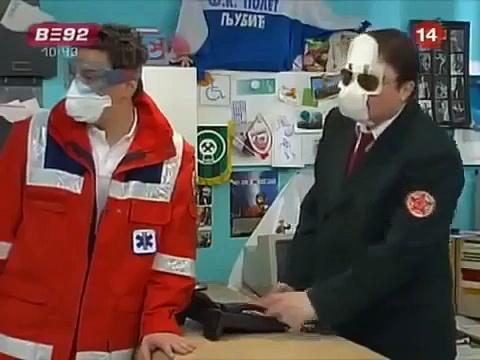 Nasa Mala Klinika (Srbija) 26. Epizoda – SARS