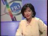 """FR3 - 11 Mars 1986 - Bandes annonces, pubs, """"Soir 3"""", décrochage régional"""