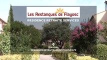 Résidence service retraite pour personnes âgées, Les Restanques de Flayosc (83)
