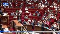 Le Premier ministre, s'exprime à l'Assemblée nationale au sujet de l'attaque survenue ce matin à Levallois-Perret