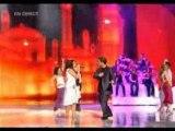 Leslie et Amine  Sobri (NRJ Music Awards 2005)