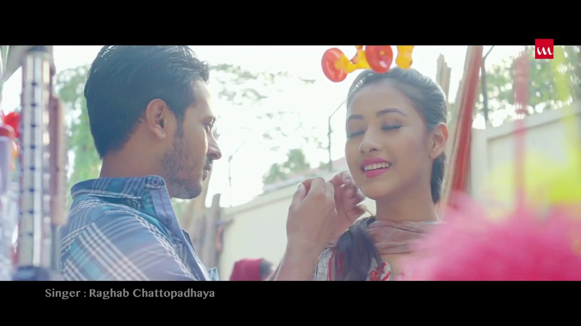 Bangla Song Moner Vitor Moner Manush - Raghab Chatterjee - Zulfiqer Russell  - Music Video
