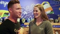 Missy Franklin Gets Surprise From Some Of Her Favorite Celebrities!