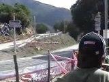 Grandes vitesses à l'épingle...rallye de corse 2007