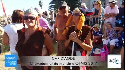 CAP D'AGDE - CHAMPIONNAT DU MONDE DES OFNIS 2017