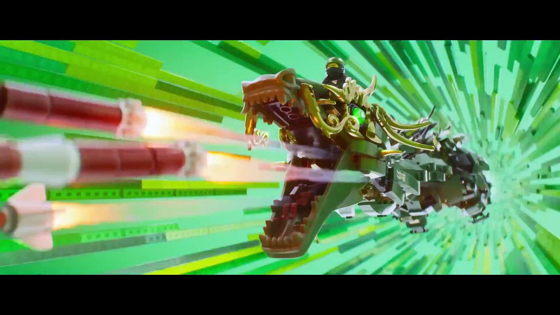 Лего Фильм. Ниндзяго — Русский трейлер #2 (2017)