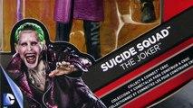 Suicide Squad Movie DC Comics: Multiverse 6 Arkham Joker Figure Review