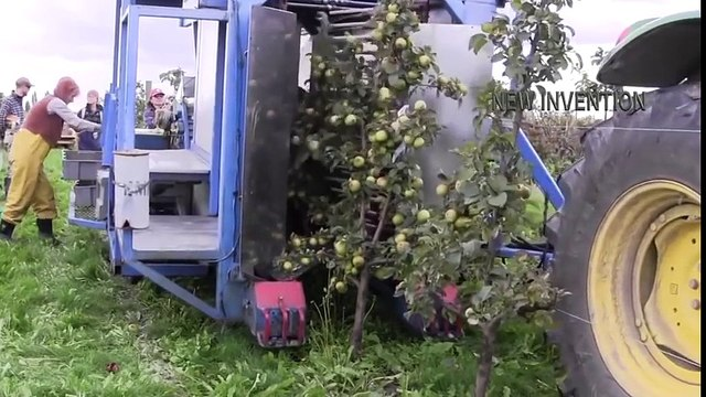 Automatic Harvesting Machine Latest Technology Farming - dailymotion