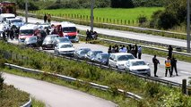 Attaque/Levallois: un suspect interpellé dans le Pas-de-Calais
