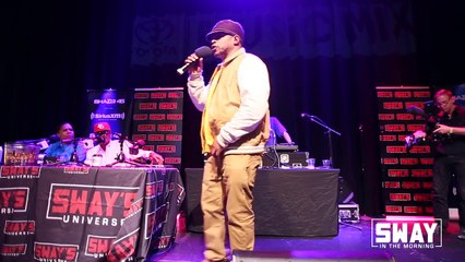 Sway in Chicago- The Boy Illinois Performs Dancing Like Diddy Live