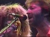 Tina Turner & Eric Clapton  - Tearin' Us Apart (Live 86)