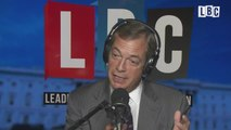 Nigel Farage Meets Stephen Miller: The Full Interview
