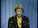 """FR3 - 18 Février 1986 - Pubs, spot """"Elections"""", début """"Soir 3"""""""