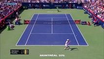 La balle de match folle sauvée par Gaël Monfils face à Kei Nishikori