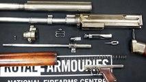 Forward Thinking: Lewis Assault Phase Rifle