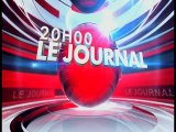 REPLAY - JT Français 20h - Pr : CHEIKH TIDIANE DIAHO - 09 Aout 2017