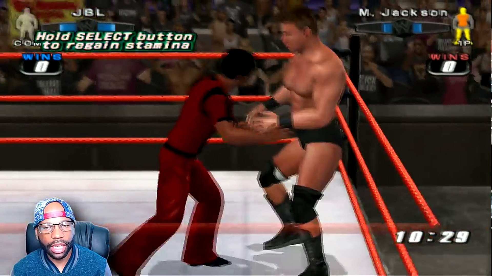 WWE SMACKDOWN VS RAW 2006 SEASON MODE PART 6 THE RAGE IS REAL (SVR 2006)