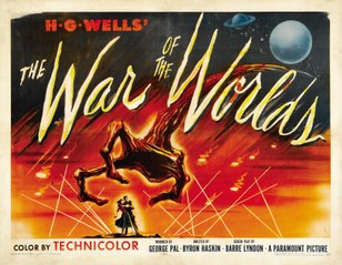 War of the Worlds by H. G. Wells