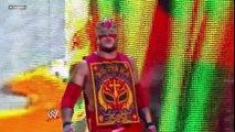 WWE SmackDown Dec 21, 2010: Alberto Del Rio & Jack Swagger vs. Rey Mysterio & Kofi Kingsto