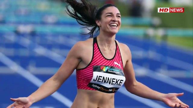 Michelle Jenneke Rio Olympics 2016: Michelle Jenneke Fails, Comes Under Fire
