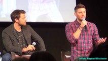 The Fan That Made Jensen Ackles Cry   Jensen & Misha Tell The Heartbreaking YANA Story JIB